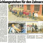 Zahnarzt München Hilfe in Nepal