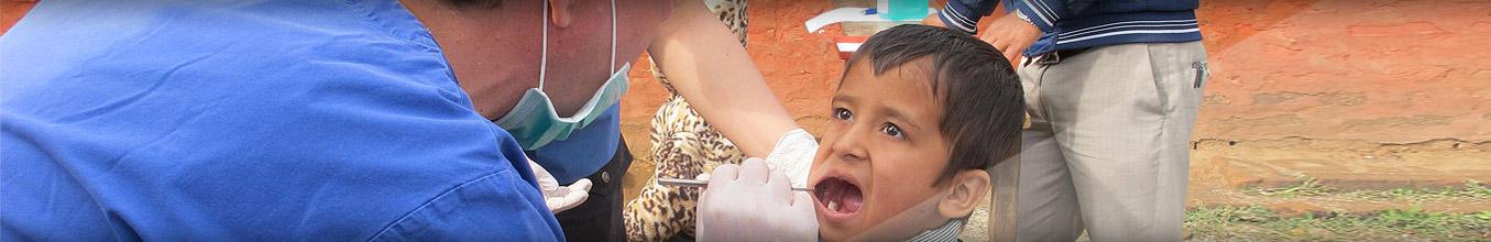 Zahnärzte im Einsatz Humanitäre Hilfe